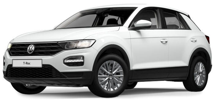 Volkswagen T-Roc 1.6 TDI na operativní leasing