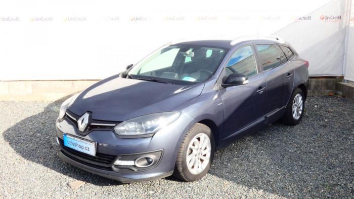 Renault Mégane 1.6 dCi Limited Grandtour na operativní leasing