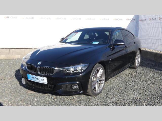 BMW Řada 4 Gran Coupé 420i M Sport na operativní leasing
