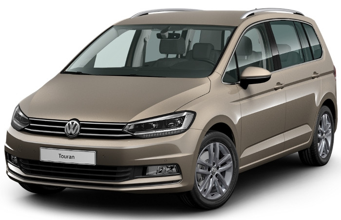 Volkswagen Touran 1,5 TSI na operativní leasing