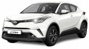 Toyota C-HR 1.2 Turbo na operativní leasing