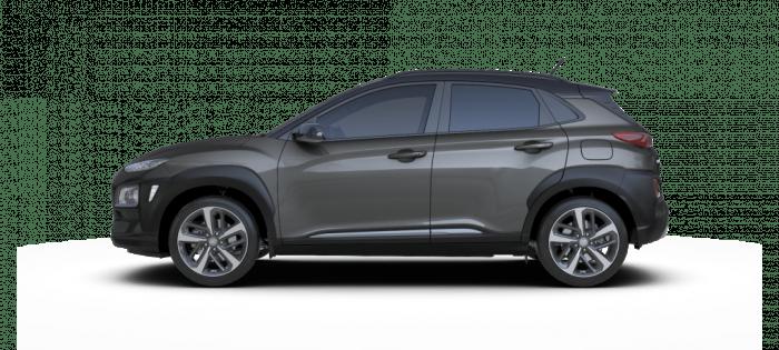 Hyundai Kona 1.6 T-GDi 4x4 DCT Style na operativní leasing