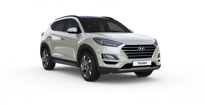 Nový Hyundai Tucson Style 1.6 T-GDI 130 kW na operativní leasing