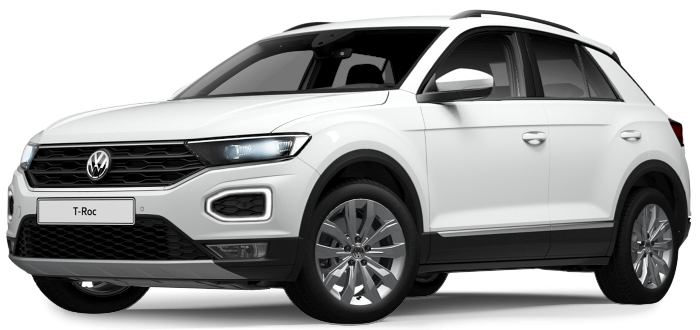 Volkswagen T-Roc 2,0 TDI na operativní leasing