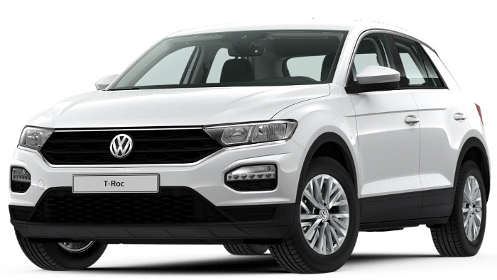 Volkswagen T-Roc 1,6 TDI na operativní leasing