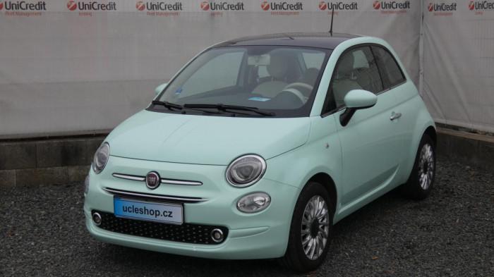 Fiat 500 1,2 Lounge na operativní leasing