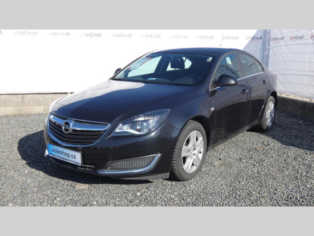 Opel Insignia 1.6 CDTI Edition na operativní leasing