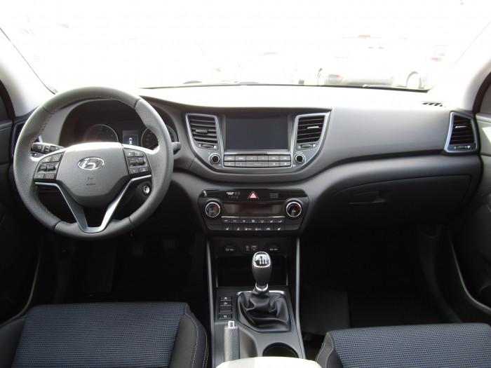 Hyundai TUCSON 1,7D 85kW TRIKOLOR na operativní leasing