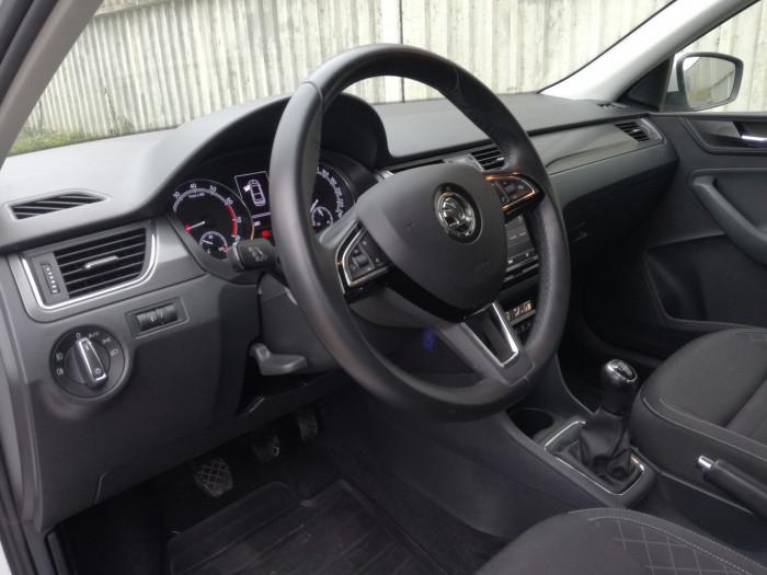 Škoda Rapid 1.0 TSI Style - bez závazku na operativní leasing