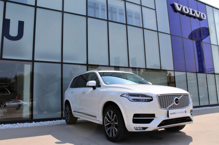 Volvo XC90 T6 AWD INSCRIPTION POLESTAR na operativní leasing