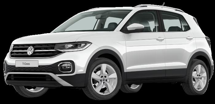Volkswagen T-Cross 1,6 TDI na operativní leasing