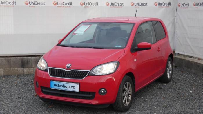 Škoda Citigo 1.0 MPI STYLE na operativní leasing