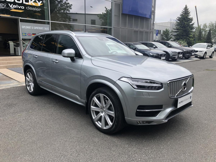 Volvo XC90 D5 AWD INSCRIPTION AUT 1.maj. na operativní leasing