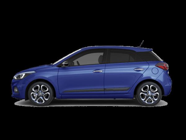 Hyundai i20 1.2i Smart Winter na operativní leasing
