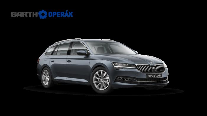 ŠKODA Superb Combi 2.0 TDI Style 110 kW DSG na operativní leasing