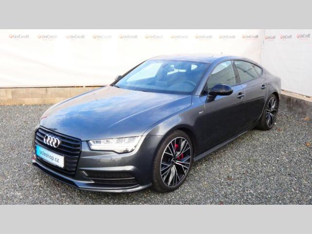 Audi A7 Sportback 3.0 BiTDI Quattro Co na operativní leasing