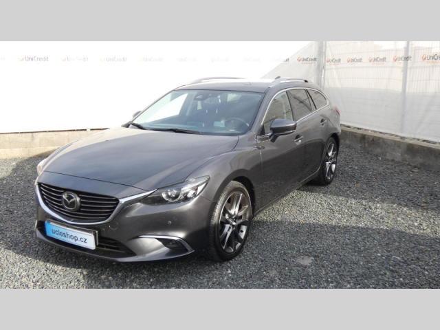 Mazda 6 Combi 2,2 d Revolution na operativní leasing