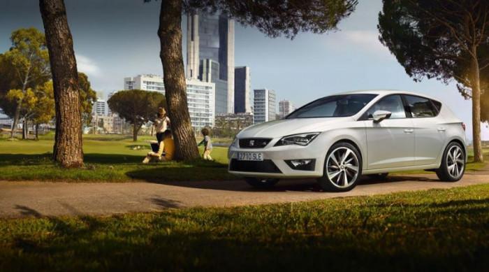 SEAT Leon FR 2.0 TDI 110 kW na operativní leasing