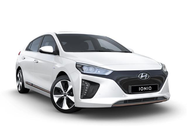 Hyundai IONIQ Electric 88 kW na operativní leasing